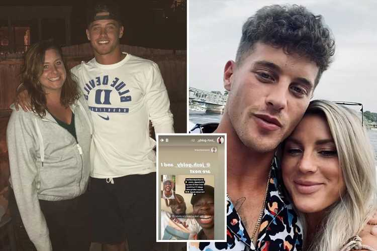 Love Island's Josh Goldstein and Shannon St Clair 'can't wait' to catch up with co-stars after the death of his sister