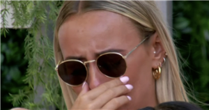 Love Islands Millie in tears as she learns more about Liams antics with Lillie
