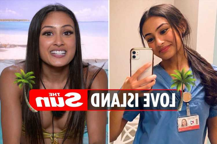 Love Island's Priya reveals how much she got paid for 8 days' work – and she's donated it all to the NHS