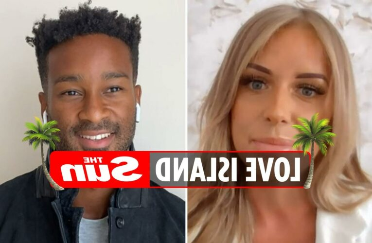 Love Island's 'embarrassed' Faye breaks silence on furious Teddy row that got 25,000 complaints and says 'we're over it'