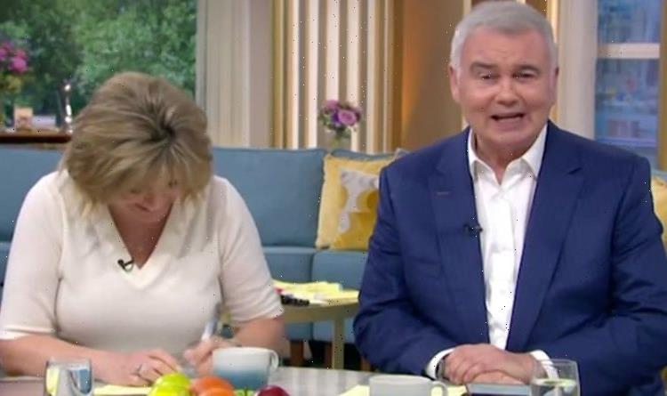 Makes my blood boil! Eamonn Holmes exposes secret note Ruth Langsford wrote about caller