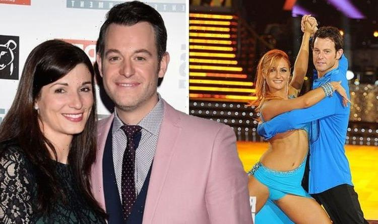 Matt Bakers wife defends him as presenter relives tough Strictly criticism Loved them