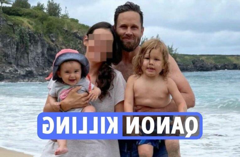 Matthew Taylor Coleman QAnon news – Santa Barbara Lovewater surf school owner kills kids over wife Abby's 'serpant DNA'