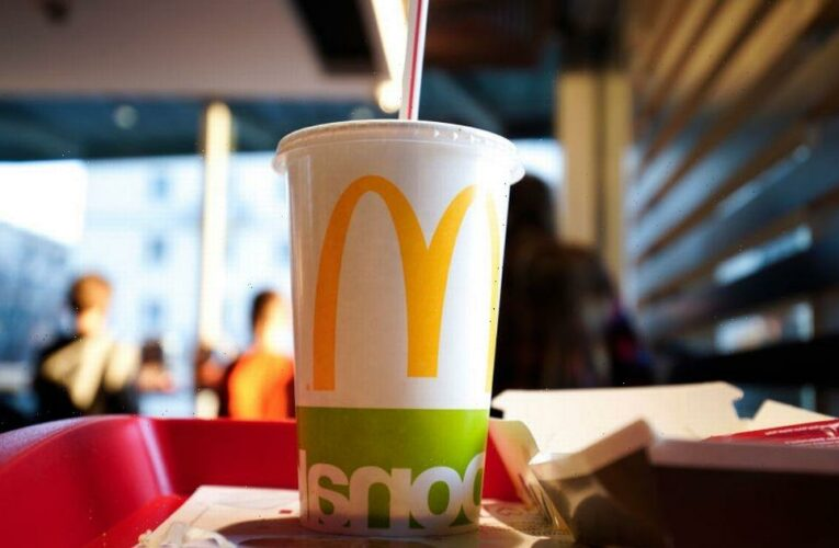 McDonalds and KFC customers issued warning over ordering drinks with ice