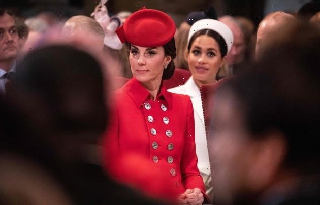 Meghan Markle & Kate Middleton: Working TOGETHER on Netflix Project?!