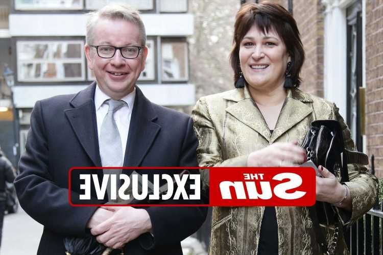 Michael Gove and Sarah Vine put their £2million home up for sale after announcing divorce last month