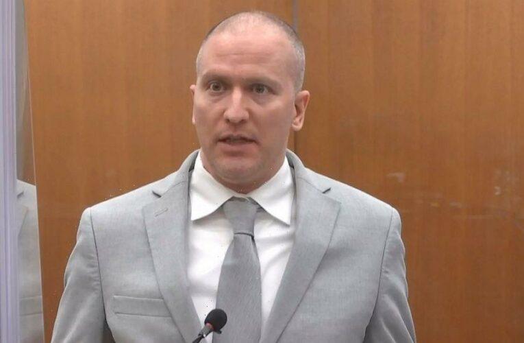 Minnesota prosecutors oppose releasing Chauvin juror names