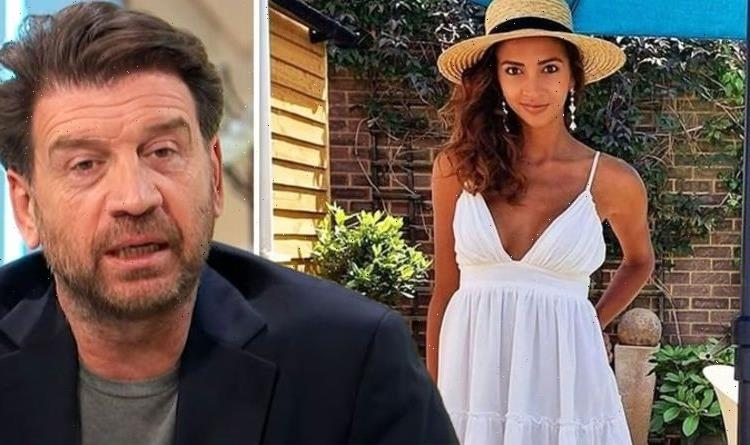 Nick Knowles: DIY SOS host dating mum-of-two 27 years his junior after split from wife