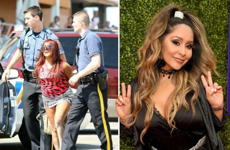 Nicole Snooki Polizzi hopes her kids learn from Jersey Shore antics