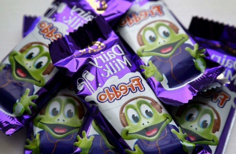Number of Freddos you can buy today compared to year 2000 – and its a lot less