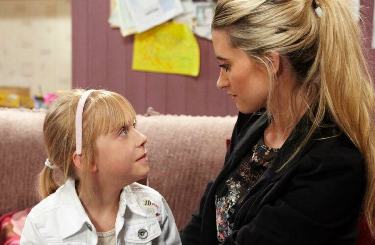 Old Emmerdale Sarah Sugdens now – glam new look, Corrie hopes and famous family
