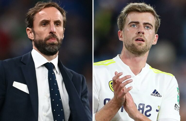 Patrick Bamford gets first shock England call-up by Gareth Southgate for World Cup qualifiers with Trent recalled