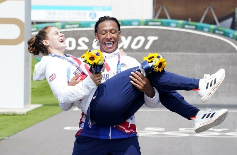 Pre-Tokyo plan for change helps put GB cycling team top of the medals table