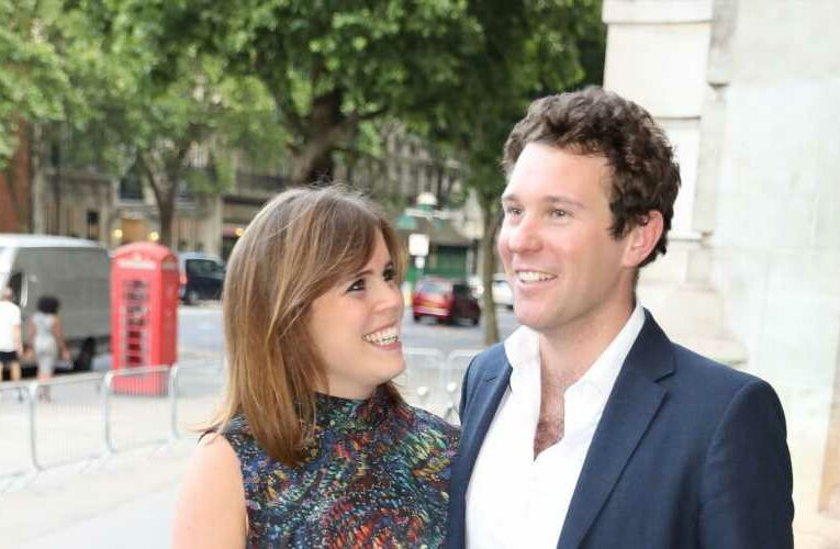 """Princess Eugenie's Husband, Jack Brooksbank, Is Apparently Taking a """"More Serious"""" Job Soon"""