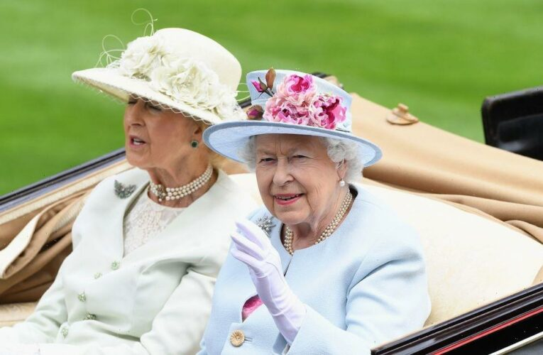 Queen and royal cousin Princess Alexandra mirror each other, says documentary