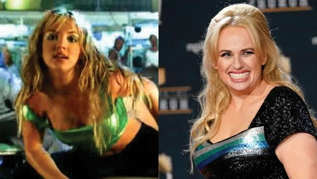 Rebel Wilson Recreates Britney Spears Crazy Video As She Shows Her Support: Love You  Photo