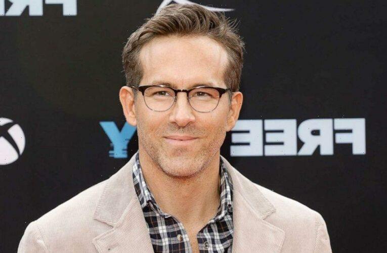 Ryan Reynolds reflects on Alex Trebek's 'bittersweet' cameo in 'Free Guy'