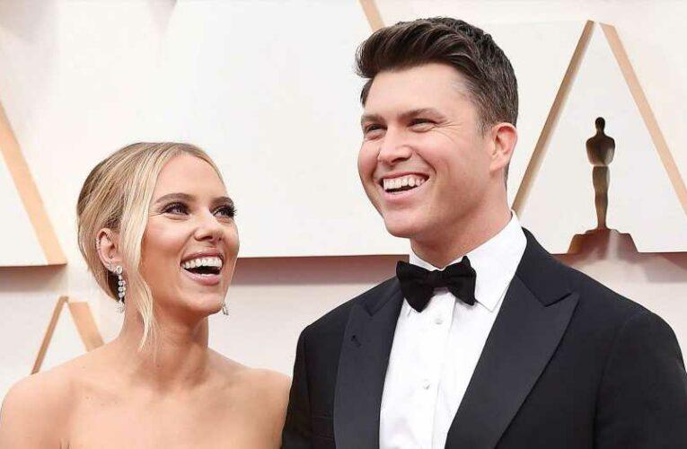Scarlett Johansson, Colin Jost Welcome Their 1st Child Together, Her 2nd