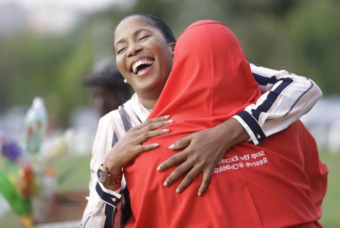 Seven years after abduction, schoolgirl freed in Nigeria