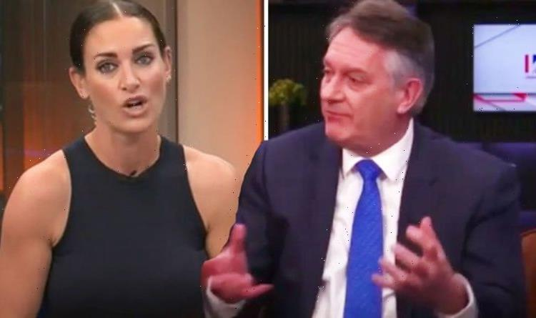 Simon McCoy defends GB News' Kirsty Gallacher against critic before praising 'amazing' BBC