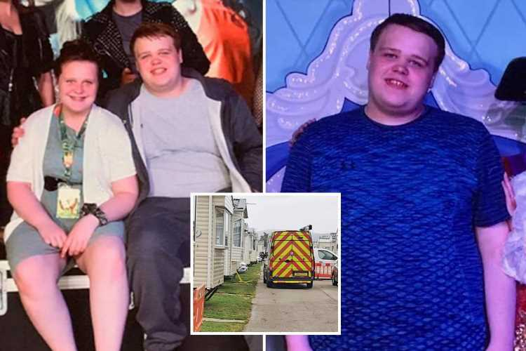 Smiling 15-year-old girl pictured with the brother, 19, accused of killing her on caravan park holiday