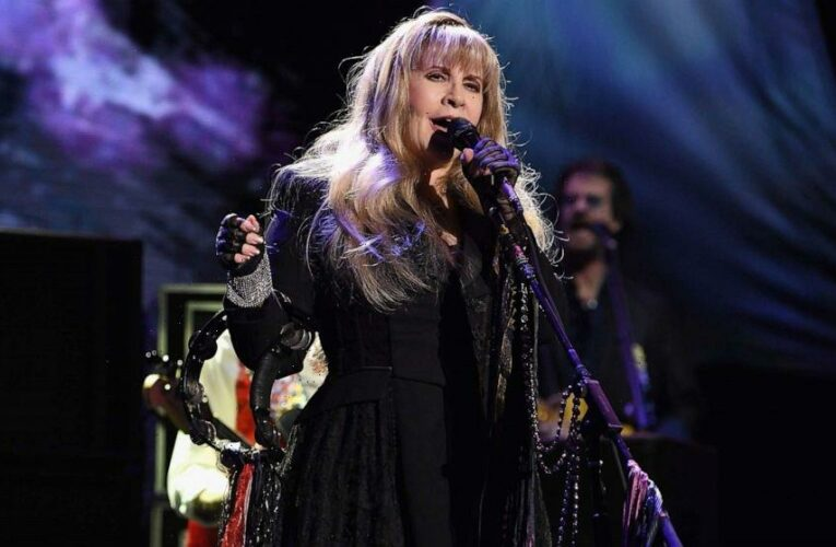 Stevie Nicks cancels all 2021 concerts: 'My primary goal is to keep healthy'