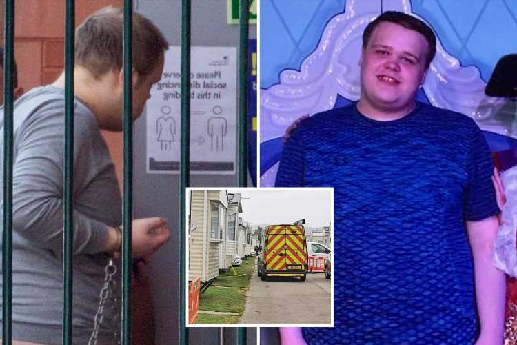 Teen, 19, in court charged with killing girl, 15, at caravan holiday park