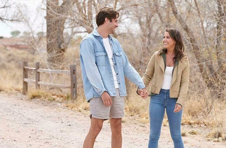 The Bachelorette's Katie and Greg Have Blowup Fight During Hometowns