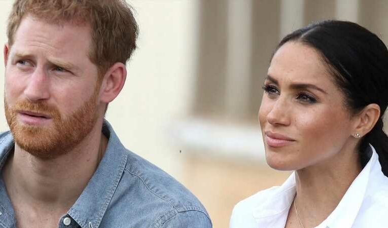 The Bleak Warning This Royal Expert Has For Meghan And Harry