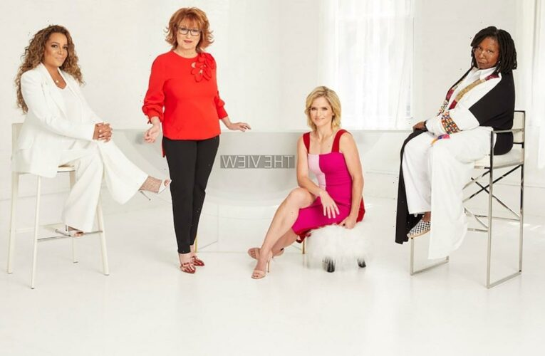 The View Teases Season 25 In-Studio Return, Reveals Guest Cohosts