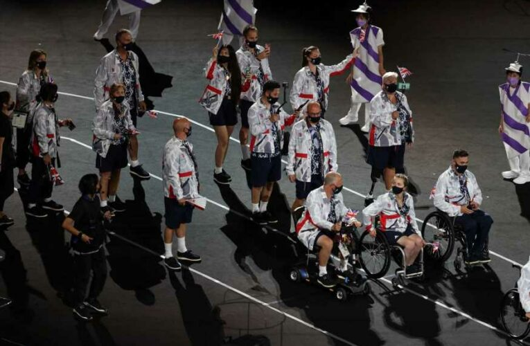 Three British stars who served in Afghanistan will compete at the Tokyo Paralympics