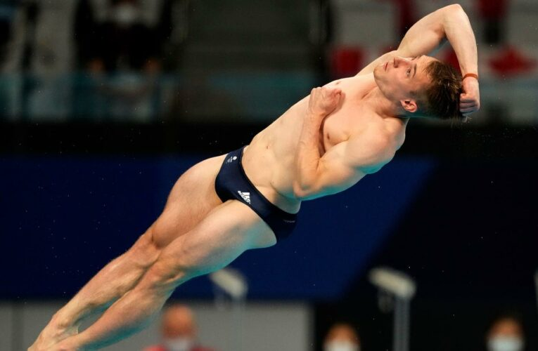 Tokyo 2020 Olympics: Jack Laugher takes bronze in 3m springboard diving final