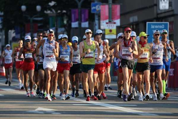 Tokyo Olympics LIVE: Poland's Dawid Tomala wins final ever 50km race walk as Allyson Felix eyes history