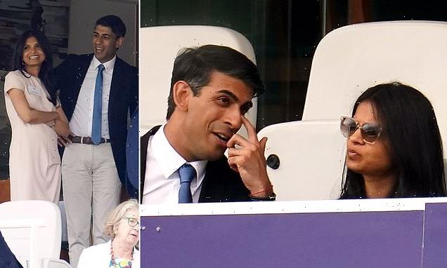 Two of firms that Rishi Sunak's wife had shares in go bust