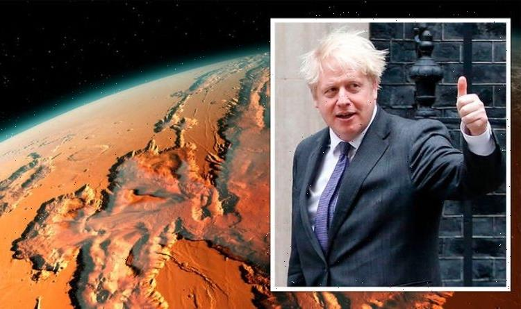 UK 'first in line' to own Mars land as leading space lawyer 'validates' 12-year claim