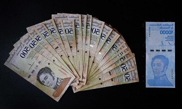 Venezuela slashes SIX ZEROES from its inflation-battered currency