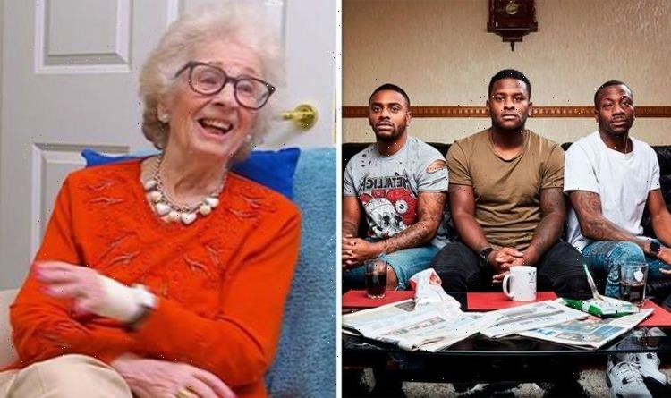 'Very sad news' Emotional Gogglebox stars speak out on Mary Cook's death aged 92
