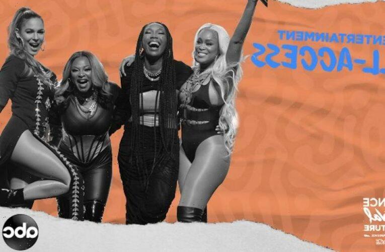 WATCH: Eve, Brandy, Naturi Naughton, & Nadine Velazquez Talk New Musical Drama Series 'Queens'