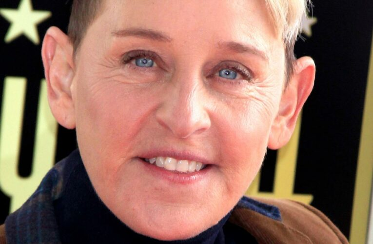 What You Never Knew About Ellen DeGeneres