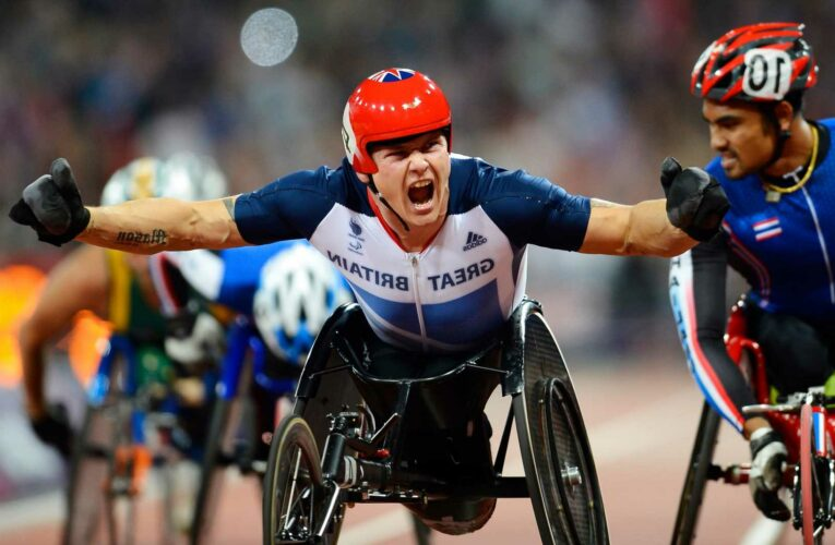 Wheelchair racer David Weir returns to Paralympics after track retirement in 2016