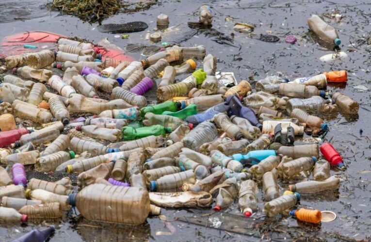 When was plastic invented?