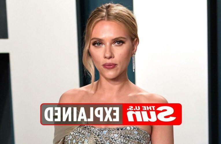 Who is Scarlett Johansson's daughter Rose?