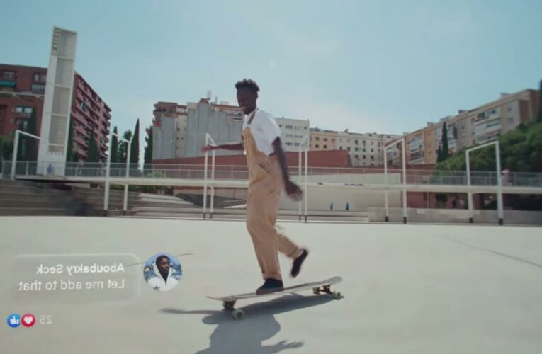 Why You Recognize The Song In Facebooks Longboarding Commercial