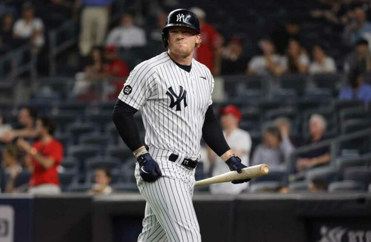 Yankees Clint Frazier begins rehab assignment in Tampa