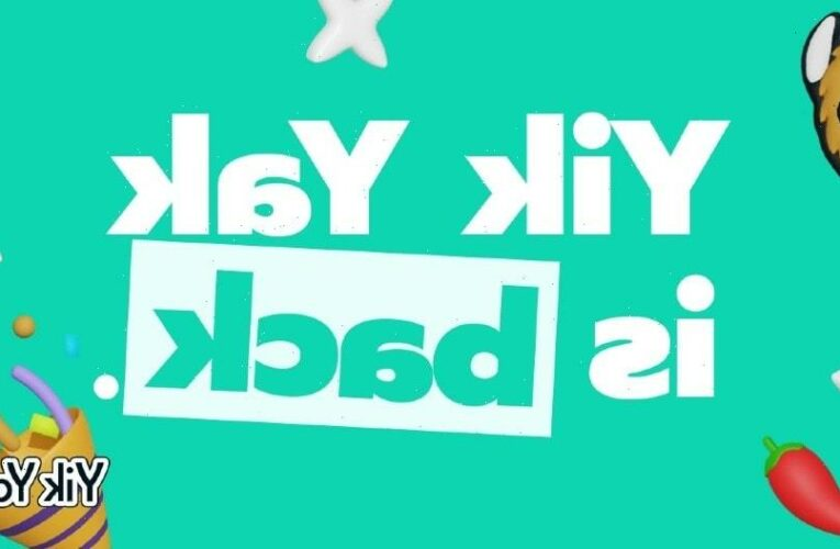 Yik Yak Is Back and Millennials Are Stoked – But Terrified for the Internet