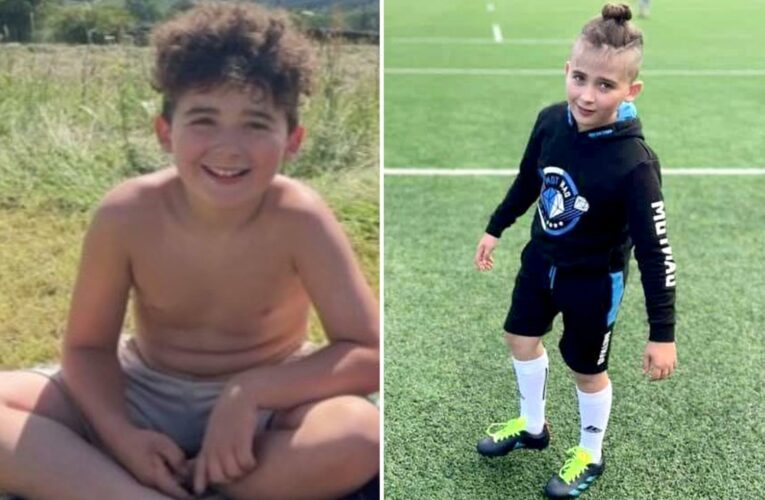 'Cheeky' rugby player, 9, crushed by truck while playing in a farmer's field as heartbroken family pay tribute