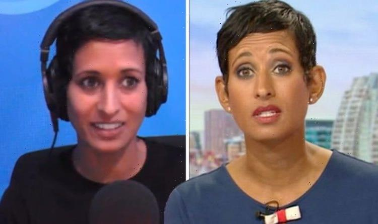 'Congratulations!' Naga Munchetty reacts as BBC co-star is replaced on breakfast show