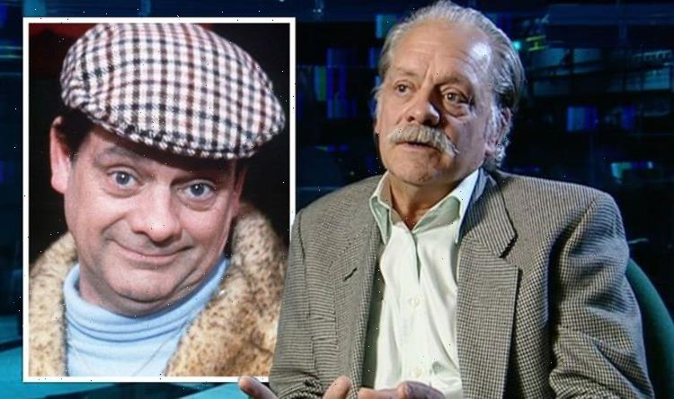'I've got to!' David Jason on how Only Fools and Horses bosses were against casting him