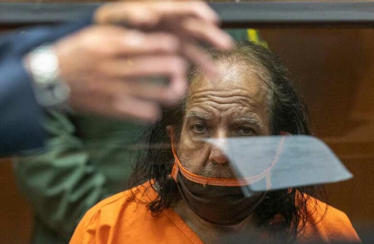 'I Was Just Shocked and Frozen': Alleged Sexual Assault Victims Reveal Chilling Details About Ron Jeremy
