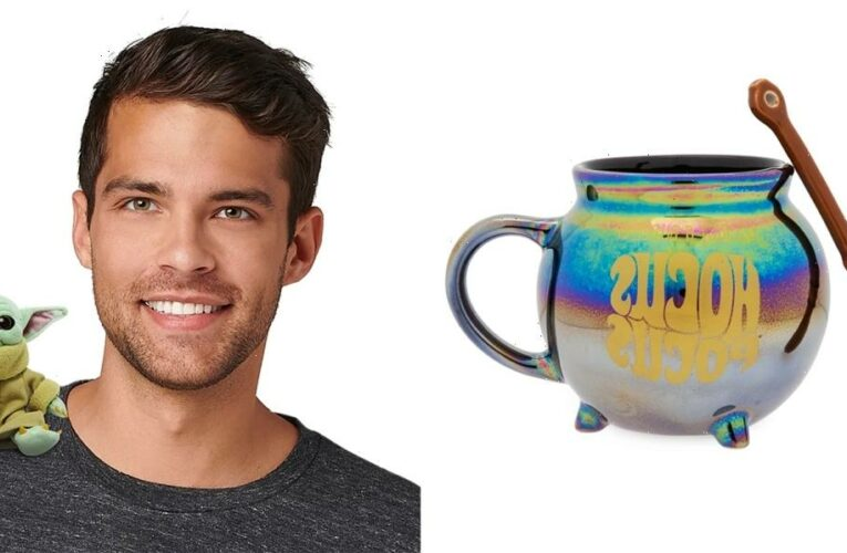 5 Official Disney Essentials for the Most Magical Halloween Yet